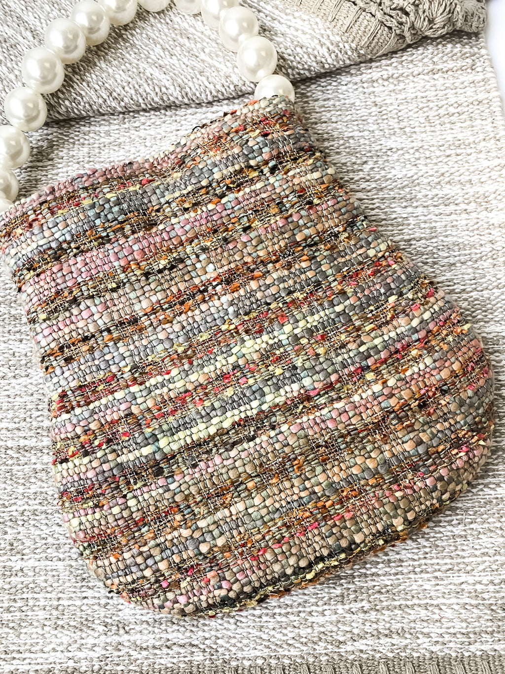 The Iris Tweed bag