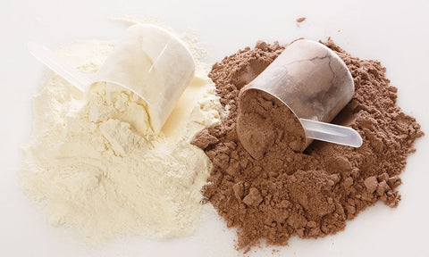 Which one do you have to use Mass gainer or Whey Protein