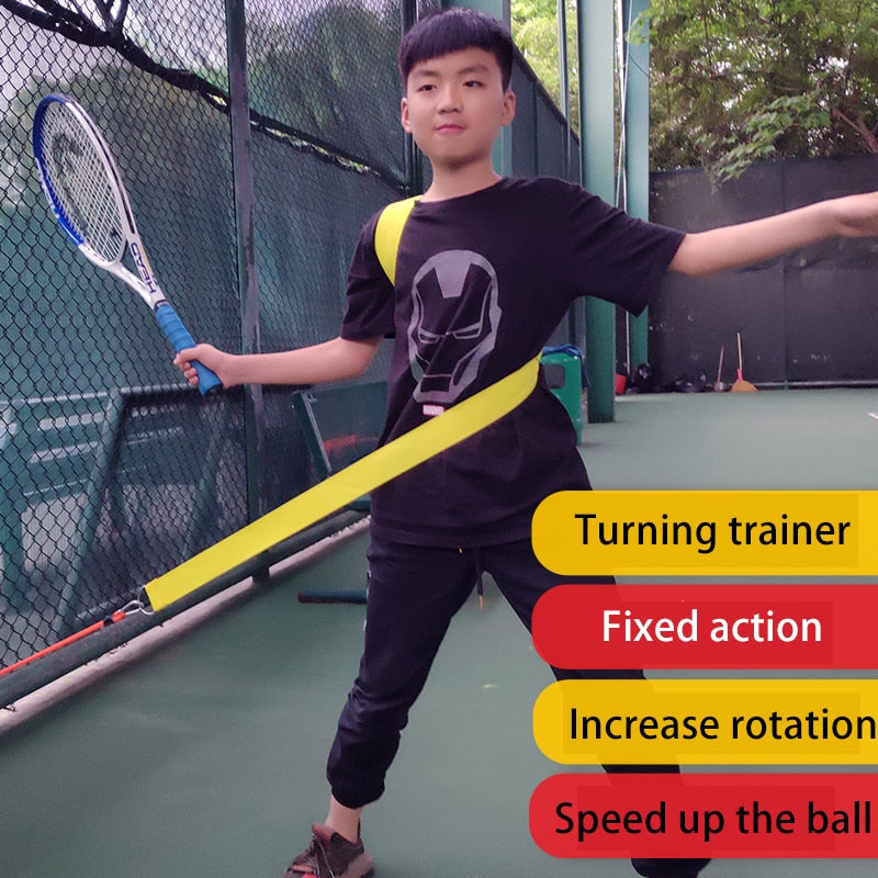Tennis Rotating Trainer