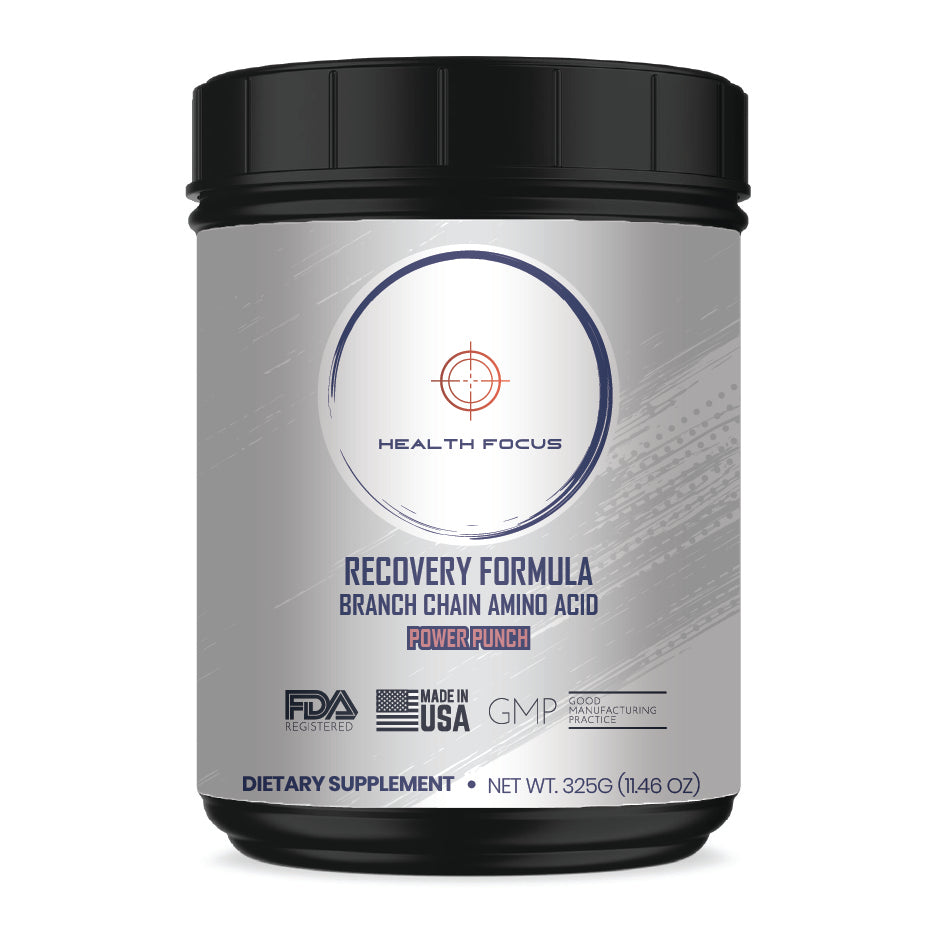 Recovery Formula Branch Chain Amino Acids: Power Punch