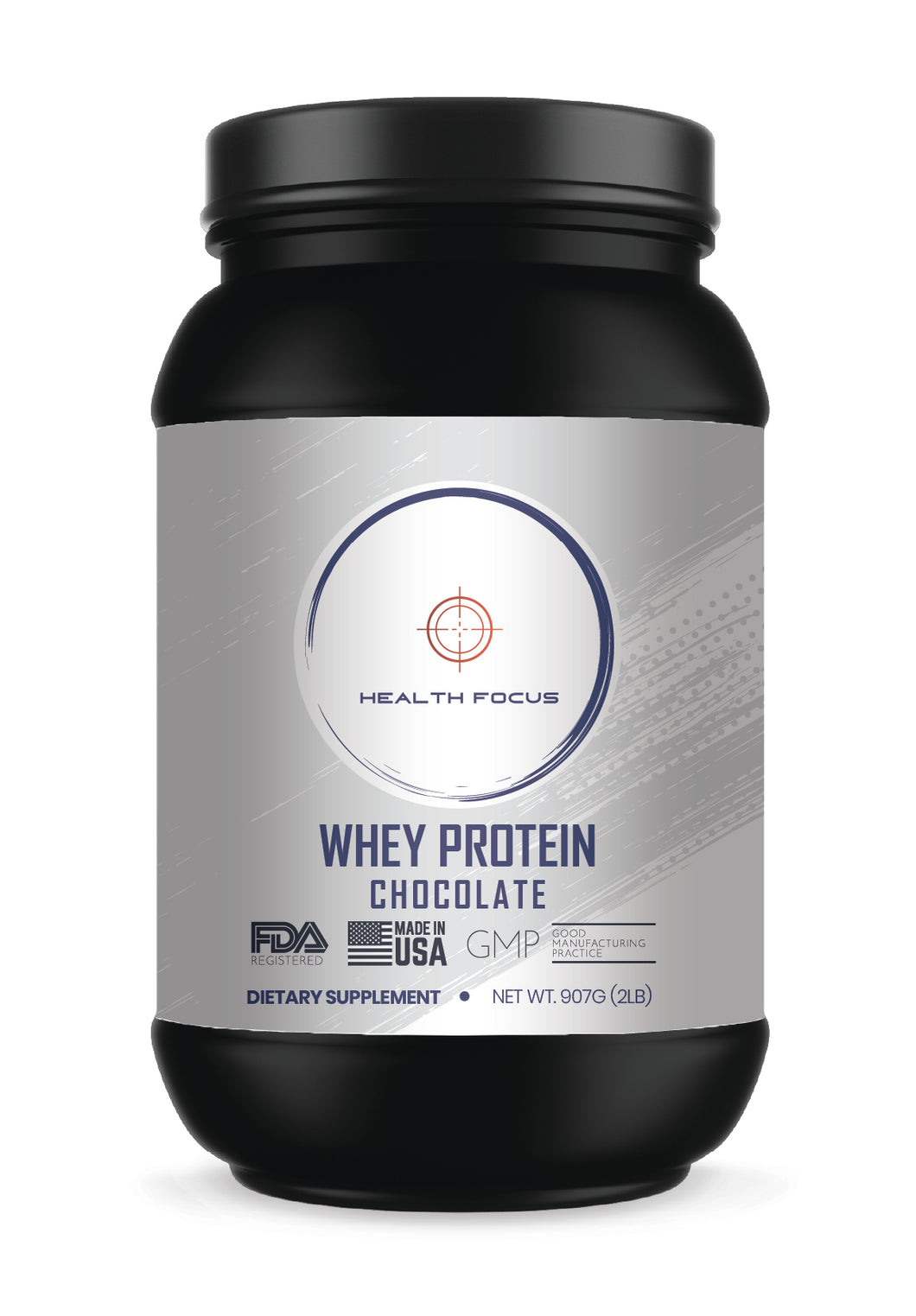 Whey Protein-Chocolate