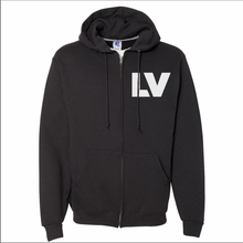 Load image into Gallery viewer, Tell The Truth, Change The World Zip-Up Hooded Sweatshirt