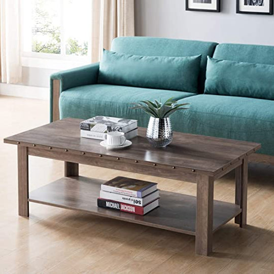 Hazelnut Coffee Table