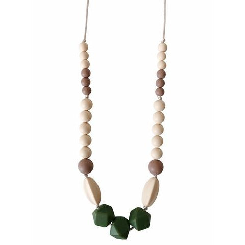 The Kimberly Teething Necklace