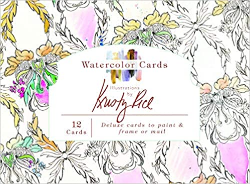 Watercolor Cards: Illustrations by Kristy Rice