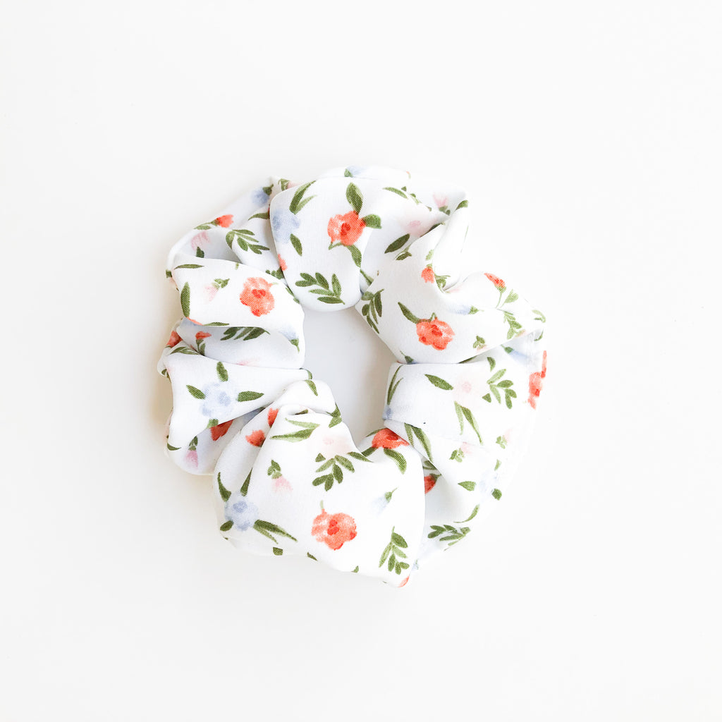 Scrunchie | Poppy