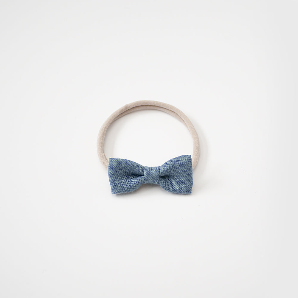 Indigo | Mini Bow
