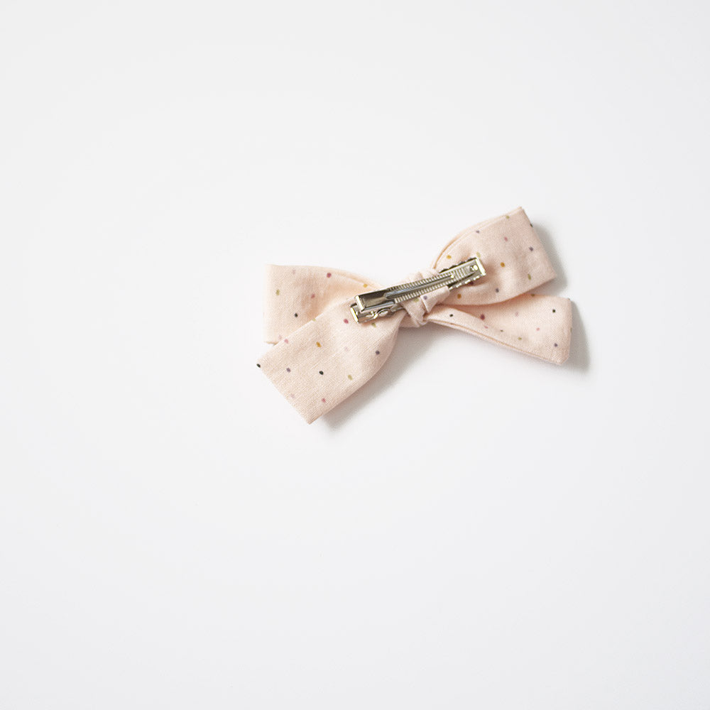 Brulee | Medium Hand Tied Bow
