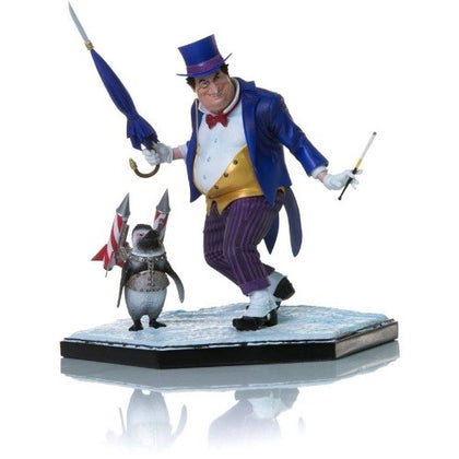 Action Figures - DC Comics Art Scale Deluxe Statue 1/10 The Penguin 18 cm