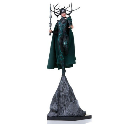 Action Figures - Thor Ragnarok Battle Diorama Series Statue 1/10 Hela 36 cm