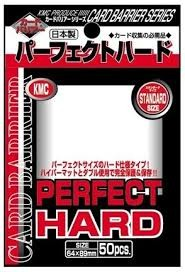 KMC - Bustine Protettive Perfect Size HARD 100pz