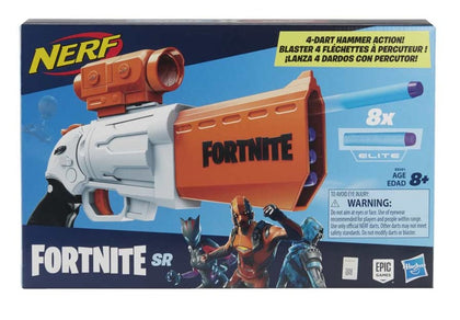 Nerf Fortnite Scoped Revolver