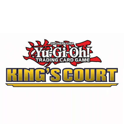 Yu-Gi-Oh! King's Court Booster Display (24 Buste) EN