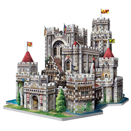 Camelot - Game of Thrones - puzzle 3D Wrebbit