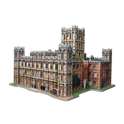 Downton Abbey Castle - puzzle 3D Wrebbit