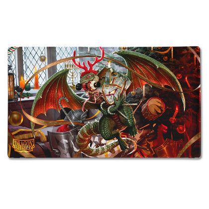 Playmat - Christmas Dragon 2020