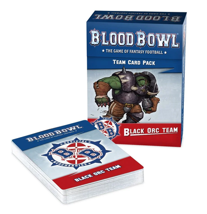 Black Orc Team Card Pack (Inglese)