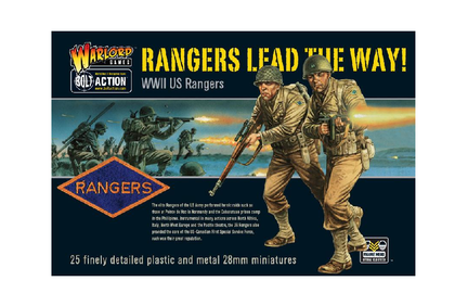 Rangers lead the way! US Rangers boxed set