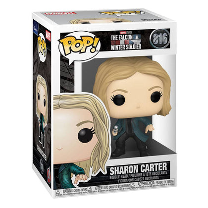 The Falcon and the Winter Soldier POP! Vinyl Figure Sheron Carter 9 cm