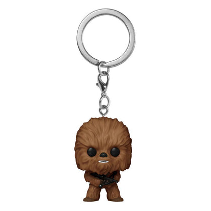 Star Wars Pocket POP! Vinyl Keychains 4 cm Chewbacca