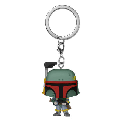 Star Wars Pocket POP! Vinyl Keychain 4 cm Boba Fett