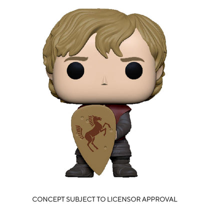 Game of Thrones POP! TV Vinyl Figure Tyrion w/Shield 9 cm