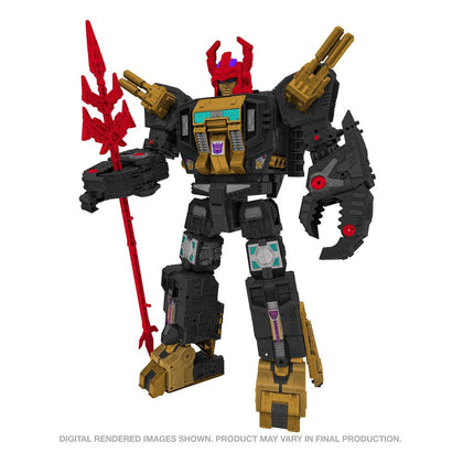 Transformers Generations Selects Legacy Titan Class Action Figure 2021 Black Zarak 53 cm
