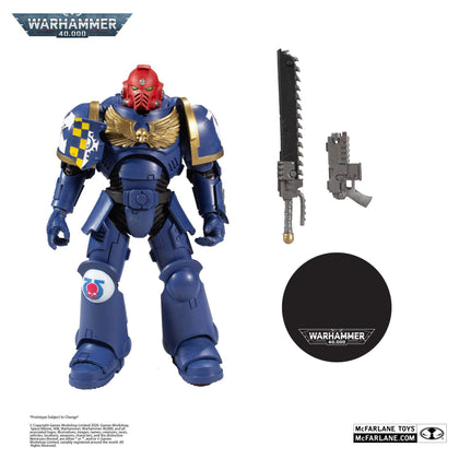 Warhammer 40k Action Figure Space Marine 18 cm