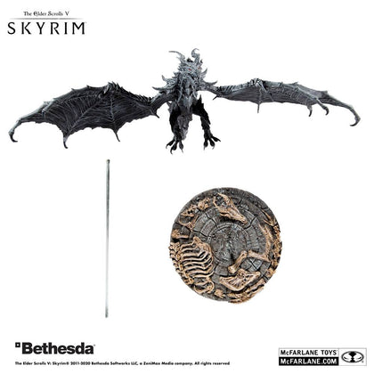 The Elder Scrolls V: Skyrim Deluxe Action Figure Alduin 23 cm
