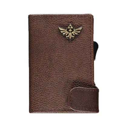 Legend of Zelda Click Wallet Triforce