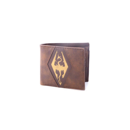 The Elder Scrolls Wallet Logo
