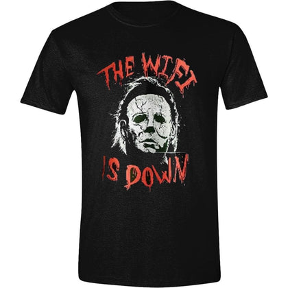 Halloween T-Shirt Myers Wifi 2
