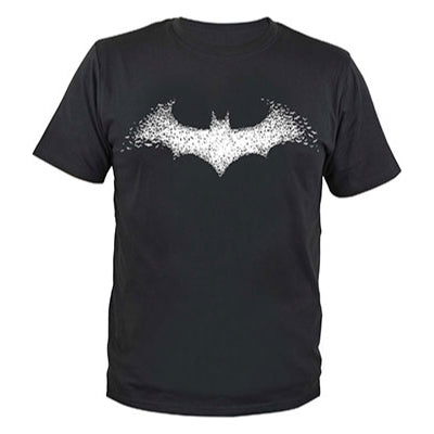 Batman T-Shirt Batarang Logo XL
