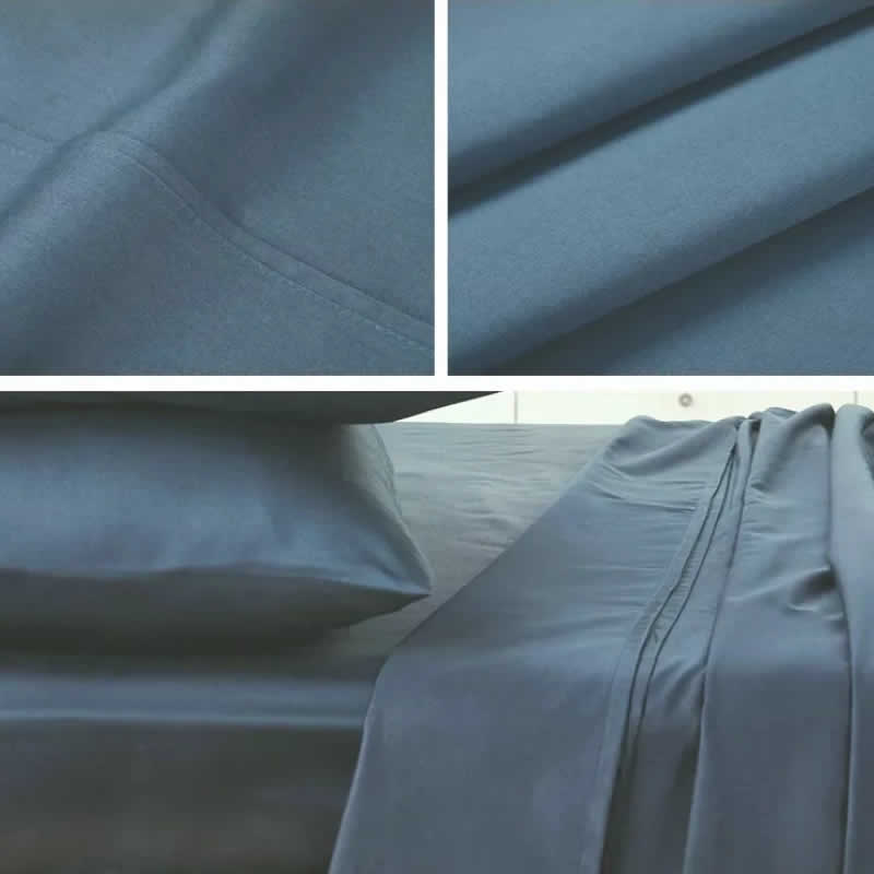Egyptian Cotton Fitted Bedsheet Set - 1000TC