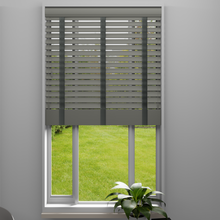 Load image into Gallery viewer, Athena Faux Wood Venetian Blind with Tapes