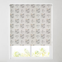 Load image into Gallery viewer, Ochre Leaf Daylight Roller Blind