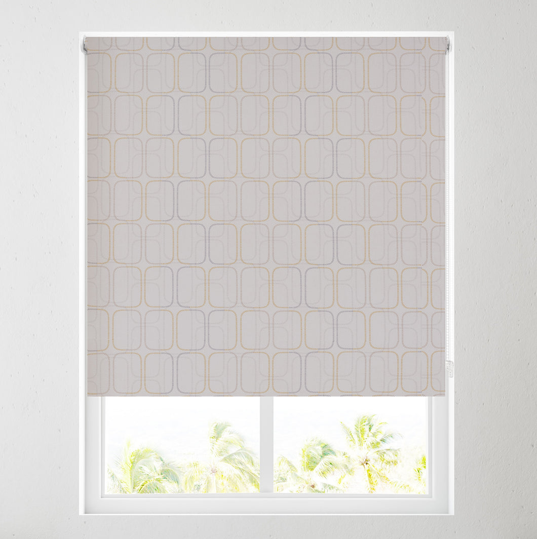 Natural Ellipse Thermal Blackout Roller Blind