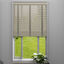 Load image into Gallery viewer, Linara Faux Wood Venetian Blind with Tapes