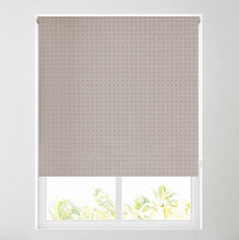 Load image into Gallery viewer, Jess Natural Thermal Blackout Roller Blind