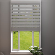 Load image into Gallery viewer, Mission Faux Wood Venetian Blind