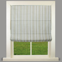 Load image into Gallery viewer, Orkney Natural Fully Lined Roman Blind