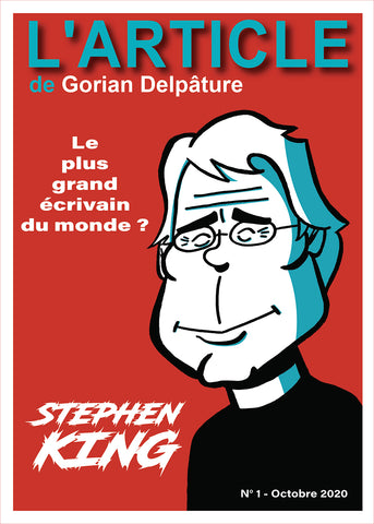 L'article #01 : Stephen King