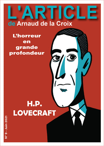 L'article #09 : H.P. Lovecraft