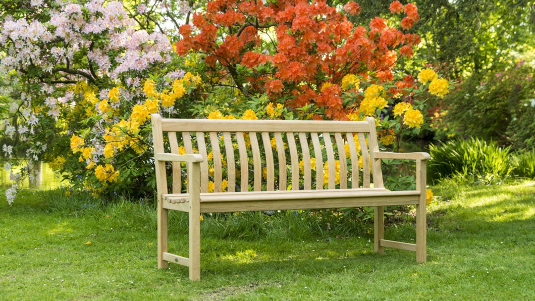 Roble Broadfield Bench