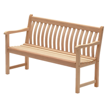 Load image into Gallery viewer, Mahogany Broadfield Bench
