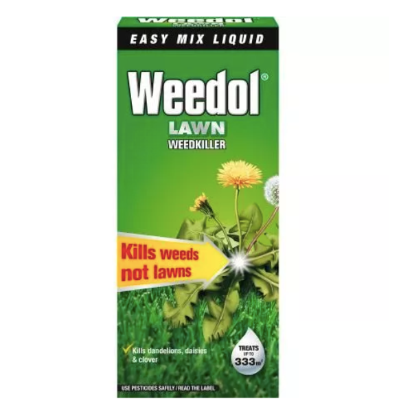 Weedol Lawn Weedkiller (Liquid Concentrate)