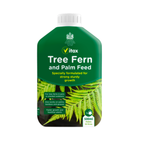 Tree Fern & Palm Feed