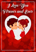 valentine gifts, valentine day greeting card