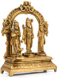Ram Darbar Brass Statue Decorative Showpiece