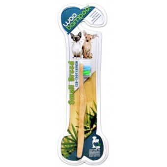 Woobamboo small pet toothbrush